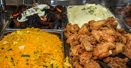 Soul Food Restaurant In Nyc Jacob Soul Food Catering